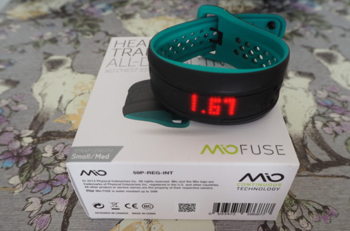 Review: Mio Global Fuse Activity Tracker